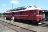 Oberleitungs-Revisions-Triebwagen (ORT) 188 202 vom Eisenbahnmuseum Dresden?.